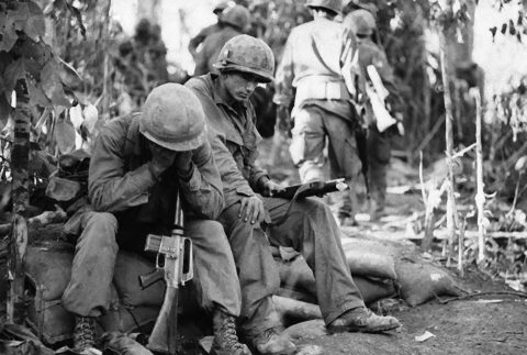 Vietnam-Soldier-Sad