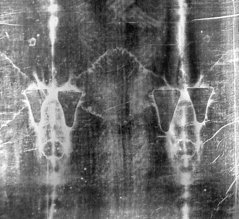 聖骸布 (両膝)