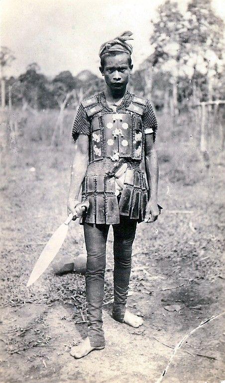 モロ族の戦士