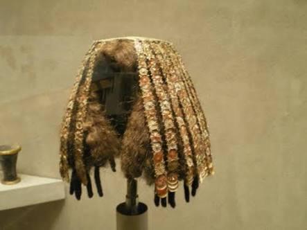 古代エジプトのカツラ