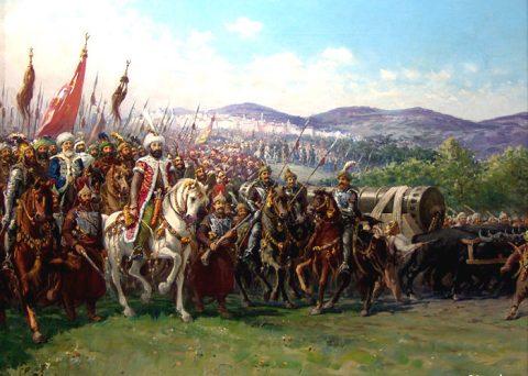 オスマン帝国軍