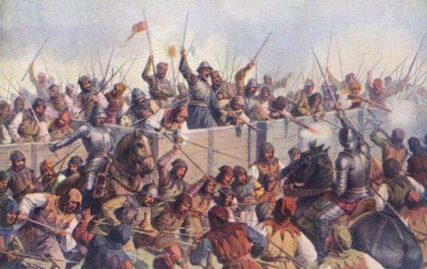 Battle-of-Vítkov-Hill