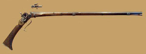 Breech_loading_firearm_belonged_to_Philip_V_of_Spain1715