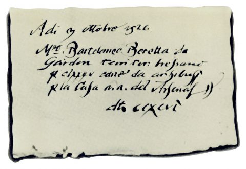 beretta document 1526