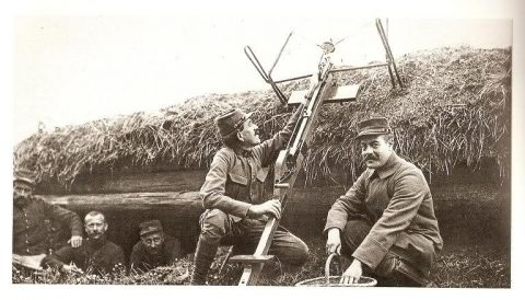 crossbow-WW1