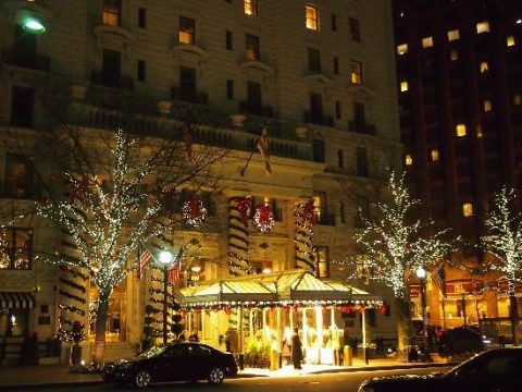 willard intercontinental
