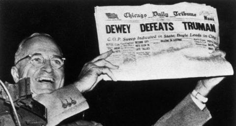 1948大統領選