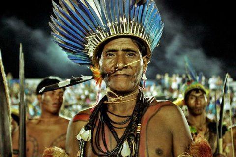 ナンビクワラ族