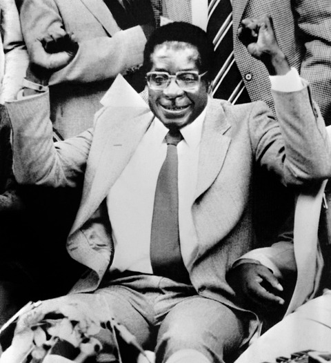 Robert Mugabe_young