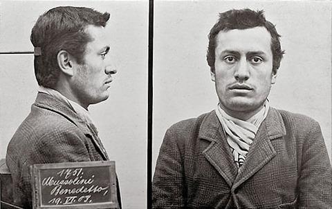 Benito Mussolini_young
