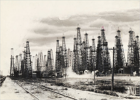 texas oil fields
