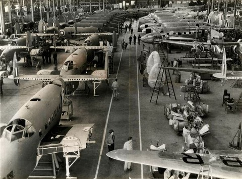 aircraft factory
