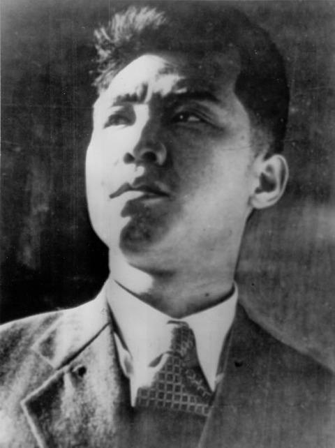 Kim Il Sung_young