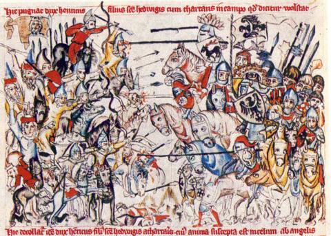 ワールシュタットの戦い