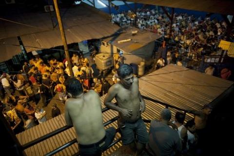 Honduras prison