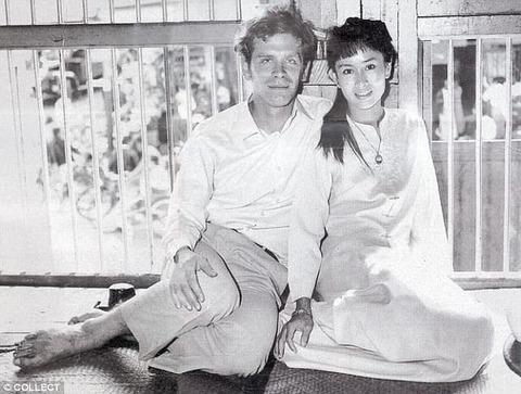 Aung San Suu Kyi_young