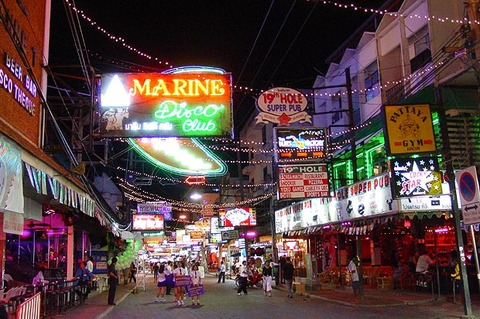 Pattaya-Night
