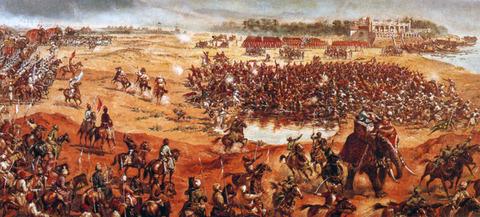 the-battle-plassey-l