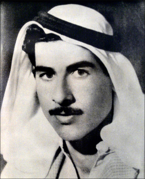 Saddam Hussein_young